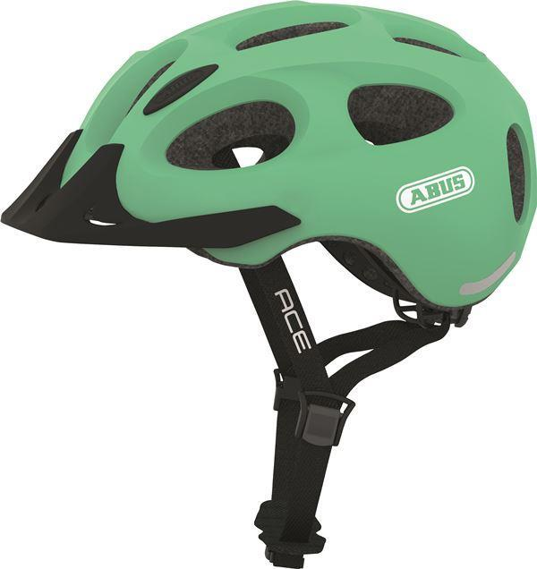 Велошлем ABUS YOUN-I ACE Mint Green (M)