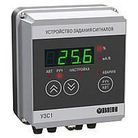 УЗС1 цифровой задатчик аналоговых сигналов тока и напряжения Напряжение ( У ), Настенный ( Н )