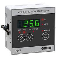 УЗС1 цифровой задатчик аналоговых сигналов тока и напряжения Ток ( И), Щитовой 96х96 ( Щ1)