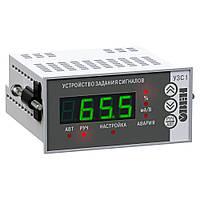 УЗС1 цифровой задатчик аналоговых сигналов тока и напряжения Напряжение ( У ), Щитовой 96х48 (Щ2)