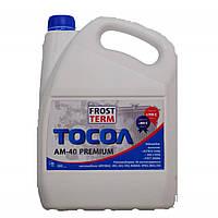 Охолоджуюча рідина (охлождающая жидкость ) FrostTerm Premium Тосол АМ-30  1л.
