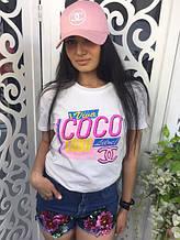 Женские летние футболки, майки