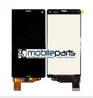 Оригинальный Дисплей (Модуль)+Сенсор (Тачскрин) для Sony D5803 | Xperia Z3 Compact (Черный)