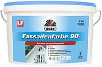 Краска фасадная Fasadenfarben F90 DUFA ( 1л/1,4кг)
