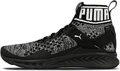 Мужские кроссовки Puma Ignite EvoKnit Black