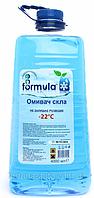 Зимний омыватель EcoFormula - 22 С, аромат - цитрус 3л.