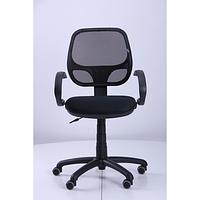 Кресло Байт АМФ-5, Сетка черная (AMF-ТМ)