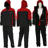 Костюм зимний DAM Steelpower Red Thermo куртка+полукомбинезон  L