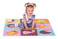 """Развивающий коврик Baby Great """"Веселый зоопарк""""  (GB-M129А2) 92*92"""