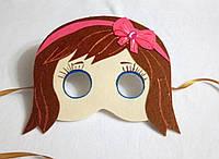 Карнавальная маска  Блайс Бакстер  для детских сюжетно ролевых игр . Маленький зоомагазин.