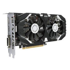 Видеокарта MSI GeForce GTX 1050 TI 4GT OC, фото 2