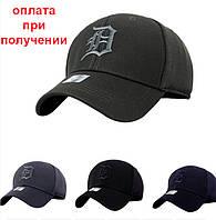 Мужская новая, стильная кепка, бейсболка с вышитым логотипом