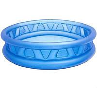 Детский надувной бассейн Intex 58431 «Летающая тарелка»