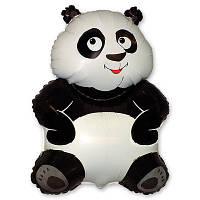 Фольгированные шары фигура Панда 85х55