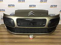 Бампер передний для Citroen C3 Picasso 2009-2017