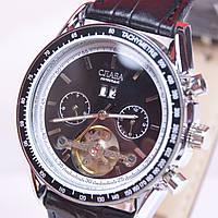 Мужские часы Слава DF306 механика с автоподзаводом