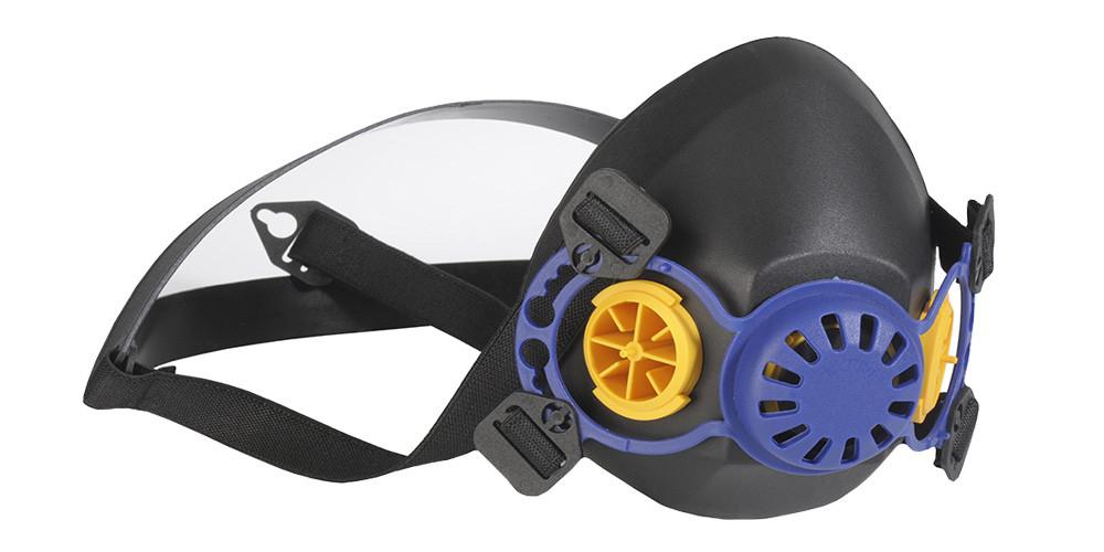 Полумаска защитная лицевая, с клапаном выдоха  EASYMASK - ТОВ УкрЗІЗпостач в Киеве