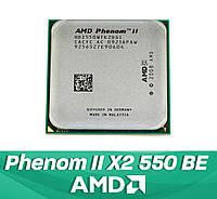 Процессор AMD Phenom II X2 550 BE