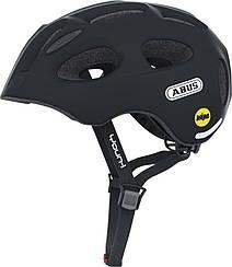 Велошлем детский ABUS YOUN-I MIPS Velvet Black (S)