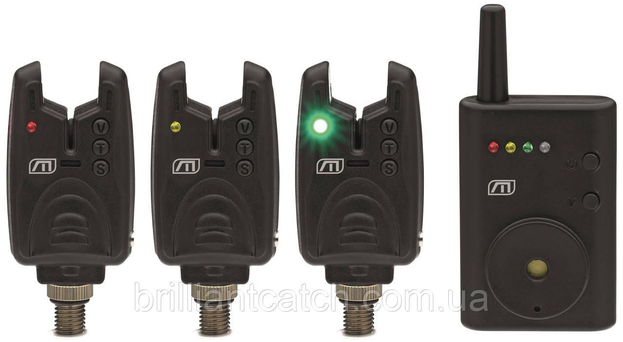 Набор сигнализаторов в кейсе DAM Mad NANO 3+1