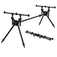 АКЦИЯ! Подставка DAM Mad Alu Twin Back Bone Rod Pod для 3 удилищ max длина 145см