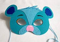 Карнавальная маска  Мангуст Сунил Невла детских сюжетно ролевых игр . Маленький зоомагазин.