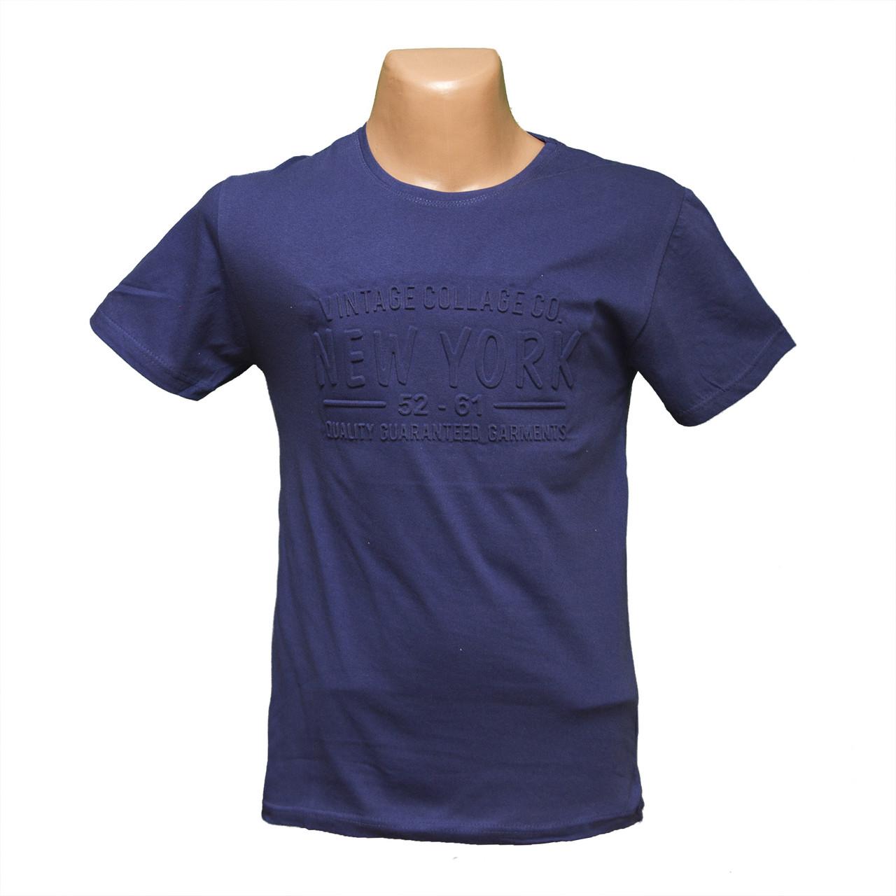 Молодежная футболка 3D 100% котон пр-во Турция 5392-2