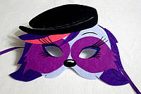 Карнавальная маска  Гламурная собачка Зоуи Трент детских сюжетно ролевых игр . Маленький зоомагазин.