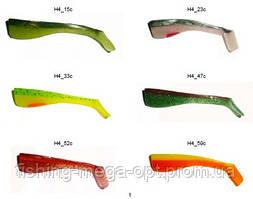 Виброхвост Condor 100мм 5шт цвет 7