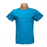 Молодежная футболка 3Д рисунок 100% хлопок пр-во Турция 5392-6
