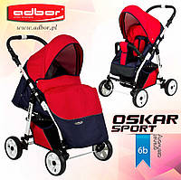 Коляска прогулочная Adbor Oskar Sport Standart