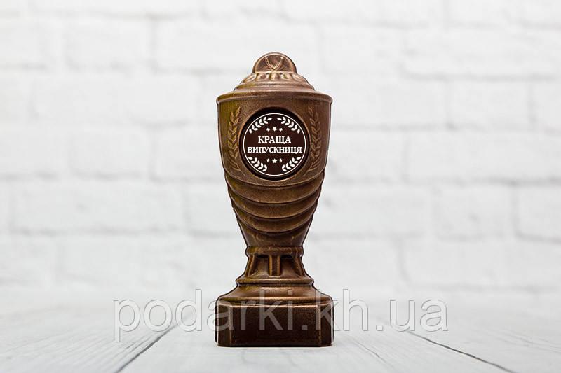 Кубок шоколадний Краща випускниця