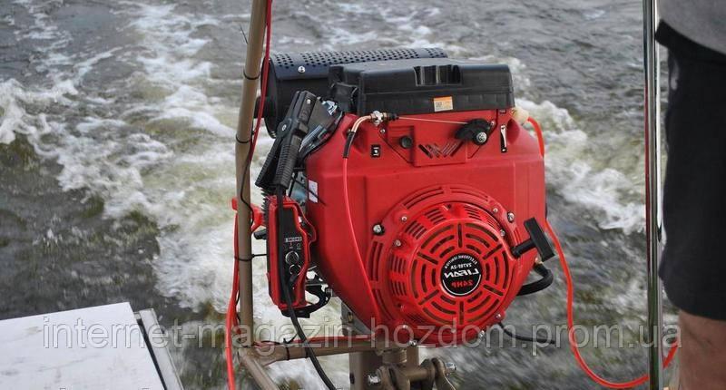 Подвесной лодочный мотор-болотоход MRS-24 hp - Интернет - магазин Хоз-Дом в Киеве