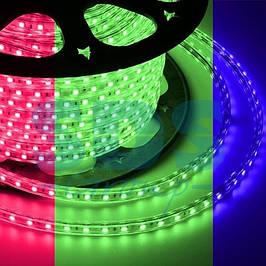 LED лента 220В IP67