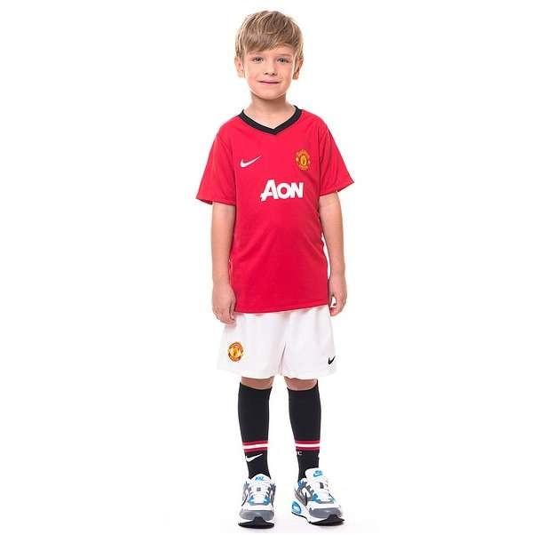 Детская футбольная форма Манчестер Юнайтед