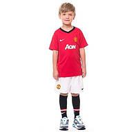 Детская футбольная форма Манчестер Юнайтед, фото 1