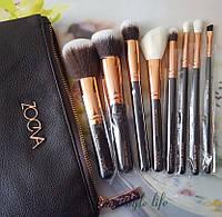 Набор кистей Zoeva Rose Golden luxury Set 8 шт, фото 1