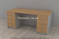 Офисный стол для директора Премиум 1500*750*780h