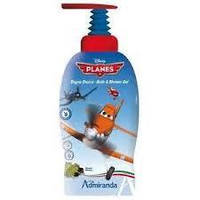 DISNEY PLANES DUSTY shower gel KID 300