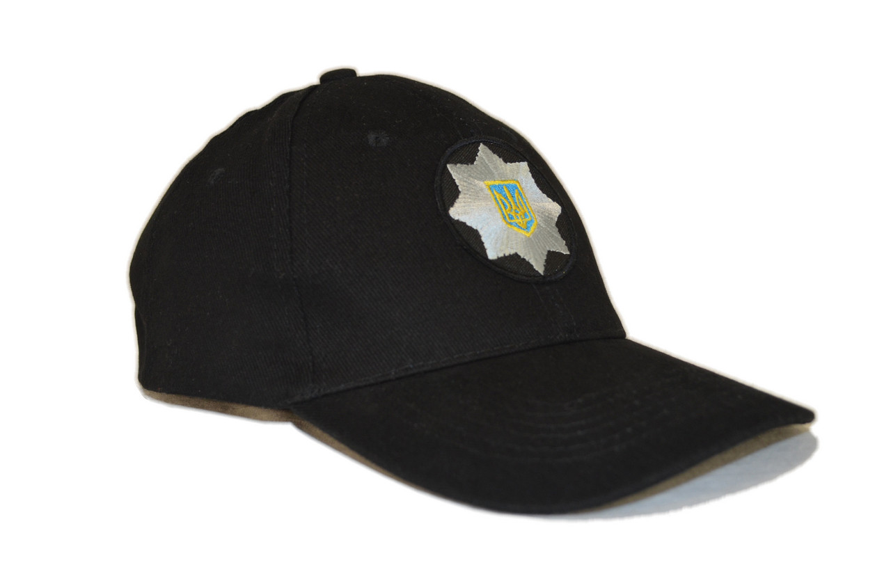 "Бейсболка с кокардой ""Полиция"""