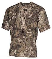 Камуфлированная футболка (Snake FG)