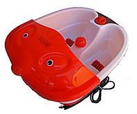 Ванночка для ног с подогревом воды и гидромассажем.
