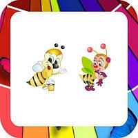 Окремі стенди для дитячих малюнків