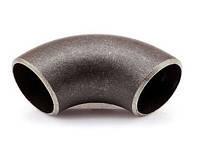 Отвод 90º Ду40(48х3) стальной крутоизогнутый