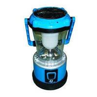Лампа-фонарь аккумуляторный QY-9288 солнечная зарядка