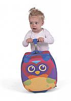 """Детский чемодан на колесах Oops """"Путешествие совенка Ву"""" (OS3100312)"""