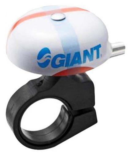 Звонок велосипедный Giant Cruiser (GT) Красно/белый