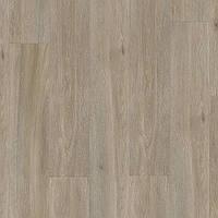 Quick-Step BACL40053 Дуб Шелковый, серо-коричневый, виниловый пол Livyn Balance Click, фото 1