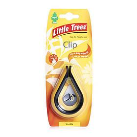 Ароматизатор воздуха Little Trees Clip Vanilla
