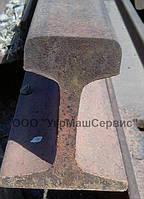 Рельс жд для путей промышленного транспорта тип Р-43 ГОСТ-7173-54